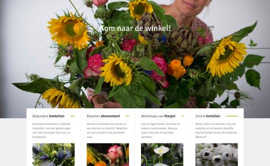 Bloemen Webshop