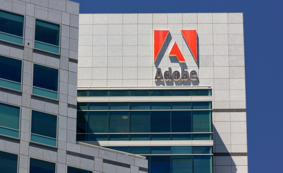 Adobe boekt recordomzet