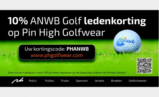 Pin High Golfwear