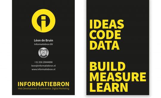 Logo en huisstijl Informatiebron