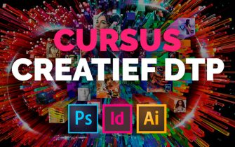 Creatief DTP in 6 dagen Adobe InDesign, Illustrator en Photoshop